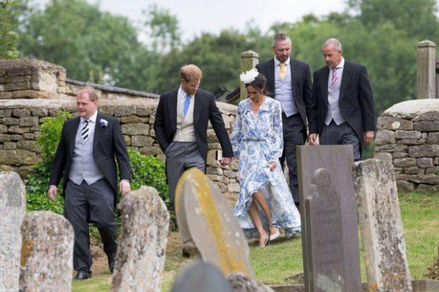 Meghan kopjoi Dianën? Fustani i Dukeshës së Sussex është identik me të Princeshës në vitin 1986 dhe askush se vuri re