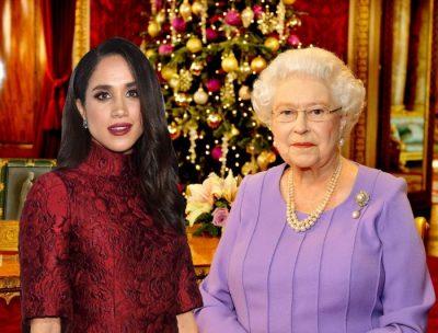 """U përfol se nuk pëlqente Meghan Markle, Mbretëresha Elisabeth përgatit DHURATËN """"e çmendur"""""""
