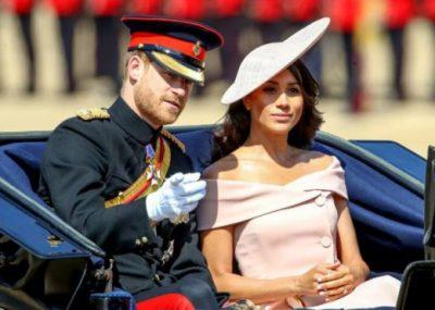 Meghan Markle guxon edhe njëherë! THYEN rregullat mbretërore dhe mediat britanike e kryqëzuan