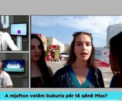 Modelja e njohur shqiptare i shtangu të gjithë: Producentët më ngacmojnë seksualisht… (VIDEO)