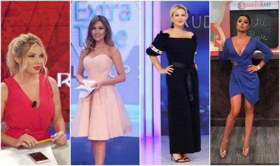 Si u veshën moderatoret shqiptare këtë javë? Nga Rudina tek Ilda, cila ishte më e bukura… (FOTO)