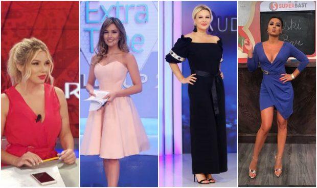 Si u veshën moderatoret shqiptare këtë javë? Nga Ilda Bejleri tek Viola Spiro, cila ishte më e bukura… (FOTO)