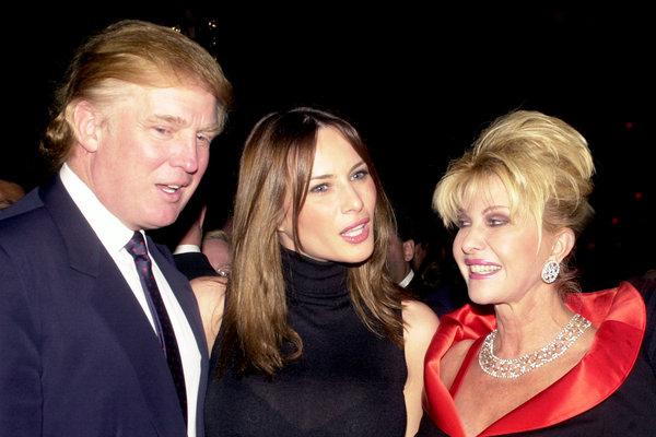 Ish-bashkëshortja e Trump pozon për fotografin shqiptar por surpriza nuk mbaron këtu (FOTO)
