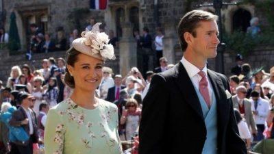 U ZBULUA DHE SEKRETI! Pippa Middleton konfirmon shtatzëninë