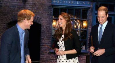 Princ Harry tregon të shkuarën e Kate Middleton