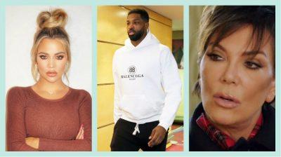 Reagon më në fund Kris Jenner për skandalin e tradhetisë së Tristan Thompson. Reagimin e saj nuk e prisnim!