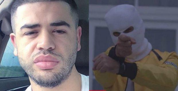 PLASI SHERRI?! Reperi SULMON LIVE Noizyn: Pjeshkë me buzë të trash, bën sikur…