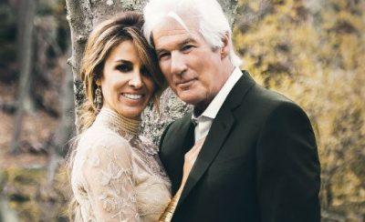 Richard Gere martohet për herë të tretë: Jam burri më i lumtur në univers