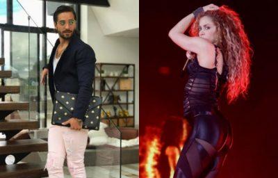 """Shakira dhe Maluma në një pozë së bashku? Çfarë po """"kurdisin"""" yjet e showbizz-it?(FOTO/VIDEO)"""
