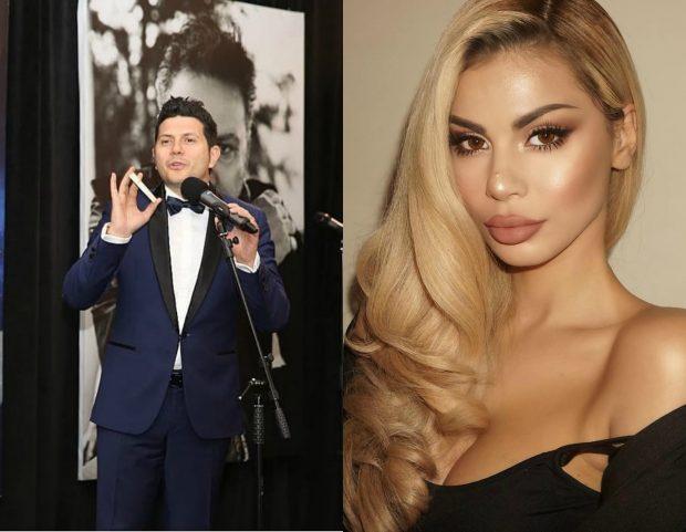 """Luana Vjollca nis xhirimet për """"Xing me Ermalin"""" dhe veshja e saj është thjesht çmenduri (FOTO)"""