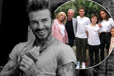 Pasi hodhi poshtë dyshimet për divorc, Victoria Beckham shfaqet me gjithë familjen (FOTO)