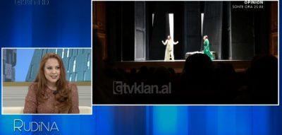 Vikena Kamenica përlotet nga surpriza e Ermonela Jahos: Një yll shkëlqen sepse është një yll