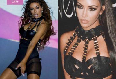 Eleni FOUREIRA e pranon para të gjithëve: Po me këtë veshje u inspirova nga Kim Kardashian