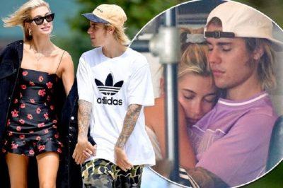 GATI PËR MARTESË/ Justin dhe Hailey nuk ndalojnë dot së bëri këtë gjë…