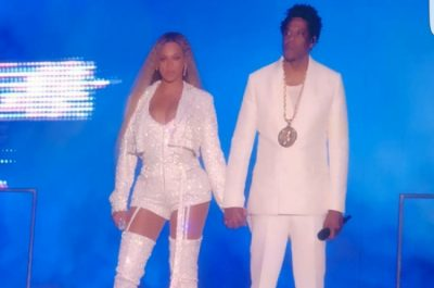 Kjo ishte shqiptarja që shijoi nga afër koncertin 'OTR II' të Beyonces dhe Jay Z (FOTO)