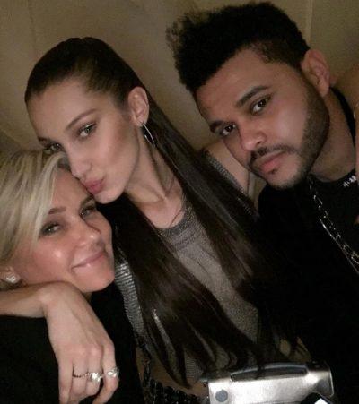 Bella dhe The Weeknd janë bashkë / E ëma e modeles konfirmoi që gjërat janë serioze (FOTO)