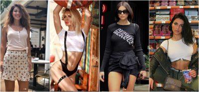 MODA PA REÇIPETA/ Femrat e ekranit Shqiptar që guxuan edhe e kthyen trend: Nga Klaudia Pepa deri tek…(FOTO)