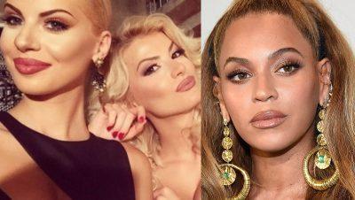 Beyonce e paska kapur keq me motrat Vjollca/ Pas Luanës kopjon dhe Marinën (FOTO)