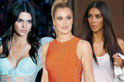 Kim Kardashian shokon Kendall dhe Khloe: Shfaqet kockë e lëkurë në… (FOTO+VIDEO)