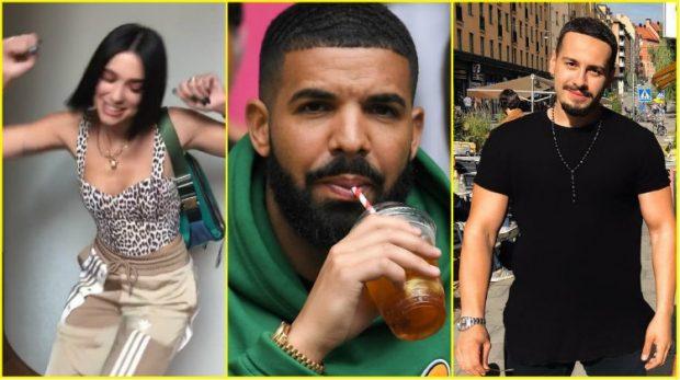 Dua Lipa bën namin me sfidën #InMyFeelings nga Drake, por nuk pritej komenti i Capital T, shihni ç'i shkruan… (FOTO)