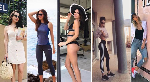 Në televizor duken gjigante, por sa të gjata janë në të vërtetë këto bukuroshe shqiptare?