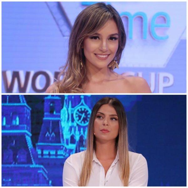 """Pas debatit në rrjete sociale, Eva Murati dhe Rike Roci përballen për herë të parë """"live"""" me njëra-tjetrën"""