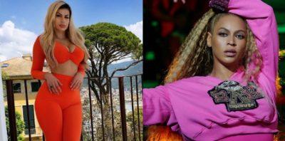 Pasi Beyonce 'i vodhi' modelin e flokëve, shikoni çfarë i kopjoi Luanës një nga vajzat e familjes Kardashian (FOTO)