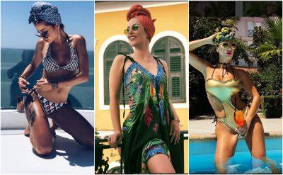 SHAJET TURBAN/ Këto janë femrat e ekranit shqiptarë që guxuan: Nga Roza lati deri tek…(FOTO)