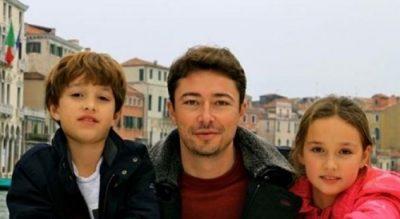 Shkëlzen Berisha publikon foto me fëmijët/ Ky është reagimi i Arminës në instagram (FOTO)