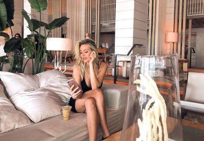 Rrëzëllitëse nga dashuria! Afërdita Dreshaj çmend rrjetin me FOTON seksi nga muaji i mjaltit