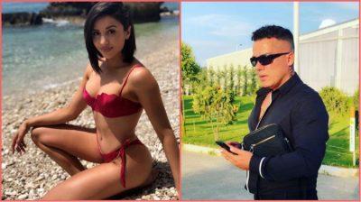 """Për punë apo si """"të dashur""""? Albi Nako dhe Alba Hoxha kapen sërish """"MAT"""" në… (FOTO)"""