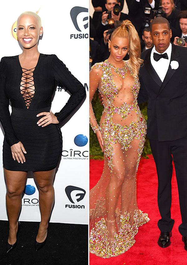 Amber Rose zbulon aktoren e famshme, me të cilën Jay Z tradhëtoi Beyonce-n