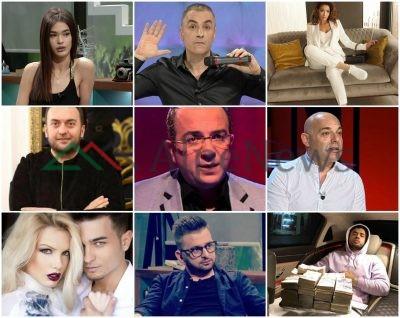 SHIFRA MARRAMENDËSE/ Zbuloni sa PAGUHEN të famshmit shqiptarë! Nga moderatorët deri tek… (FOTO)