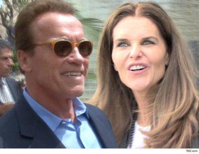 """La shtatzënë shërbëtoren, Maria dhe Arnold Schearzenegger """"ngrijnë"""" divorcin pas 7 vitesh"""
