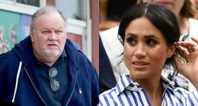 Babai i Meghan Markle hedh bombën: Ja si keqtrajtohet vajza ime në familjen mbretërore