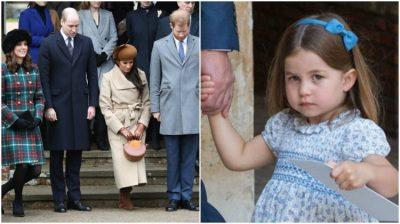 Të gjithë duhet të përulen para Mbretëreshës! Po Princesha Charlotte pse nuk e bën?