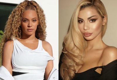 Sipas Luanës, Beyonce e ka kopjuar dhe nuk ia përton fare që t'ia thotë: Edhe ti moj… (FOTO)
