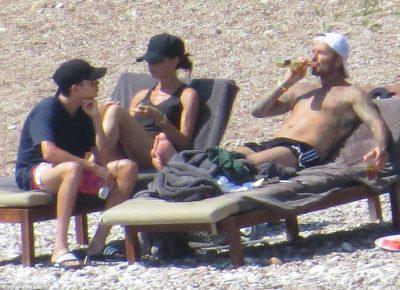 David Beckham mbledh familjen në bregun e Adriatikut/ Ish-futbollisti është kaq pranë nesh…