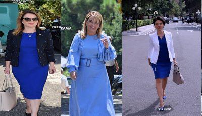 Nga fustani te çanta, njihuni me deputetet më me GUSTO të Kuvendit (FOTO)