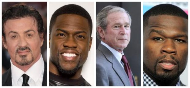 DITËLINDJET E 6 KORRIKUT/ Kush feston sot?! Nga Sylvester Stallone deri tek George W. Bush