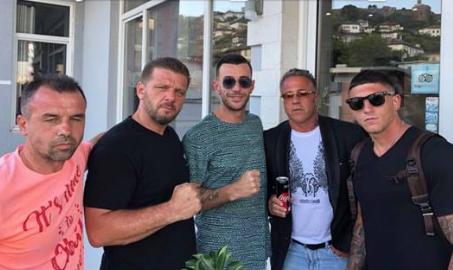 Ish mafiozit shqiptar të Cosa Nostra-s, John Alite nuk i iket nga Shqipëria. Ja ku po pushon (FOTO)