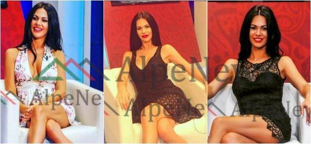 E keni vënë re DETAJIN që Erjona Sulejmani nuk e NDRYSHON në daljet e saj në televizion?! Ajo mban… (FOTO)
