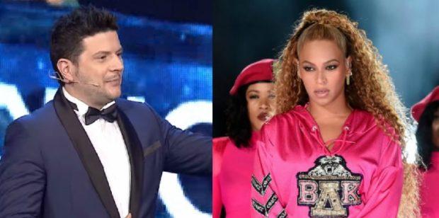 Kur ta bën qejfin Beyonce! Ermal Mamaqi i kërkon këngëtares të kërcejnë napolonin… (VIDEO)