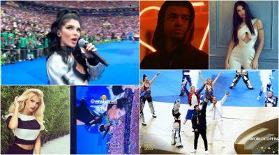 Era këndoi në FINALEN e Botërorit/ Ja VIP-at shqiptarë që e mbështetën! Nga Noizy deri tek… (FOTO)