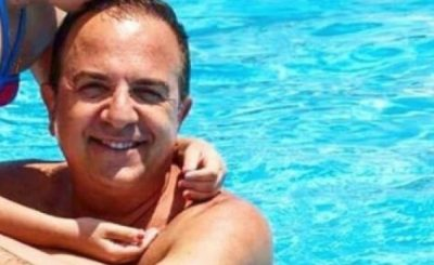 DIKUSH E PUTH NË BALLË/ Ardit Gjebrea poston foton nga pishina: Me… (FOTO)