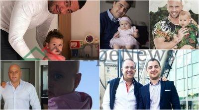 Njihuni me FËMIJËT VIP që janë kopja e baballarëve të tyre! Nga vajza e Zajminës deri tek djali i Tunës, shikoni se si… (FOTO)