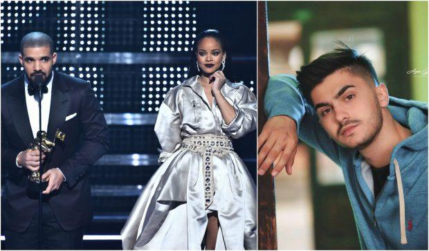 """Butrint Imeri nxjerr sekretin e Drake. Ja kujt ja ka dedikuar hitin e fundit që po i """"çmend"""" të gjithë (VIDEO)"""