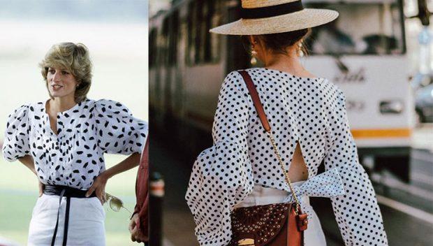 """Rikthehet trendi i bujshëm  i """"VITEVE 80″/ Disa ide si t'i vishni bluzat me mëngë të fryra (FOTO)"""