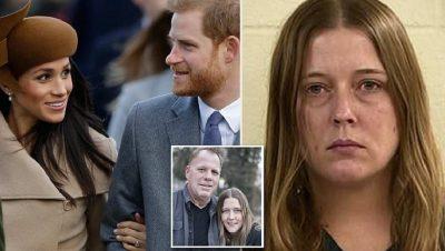 Tjetër skandal në familjen e Dukeshës, kunata e Meghan Markle përfundon në burg