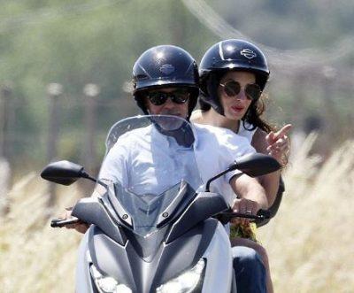 Aksidentohet në Itali aktori i njohur George Clooney, përplaset me një makinë